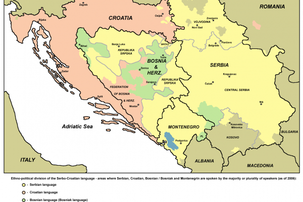 Learn about the Bosnian Language
