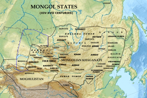 Download Free Mongolian Course with Audio and Text