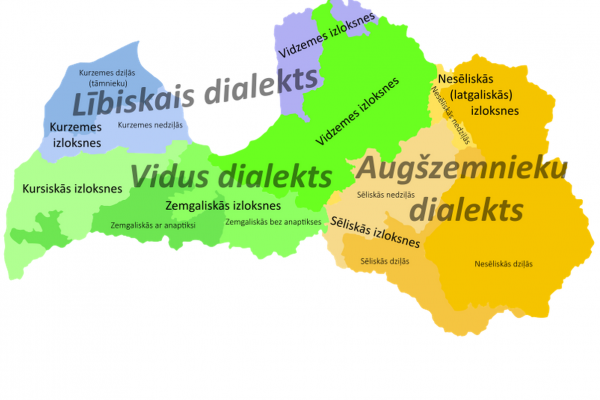 Learn about the Latvian Language