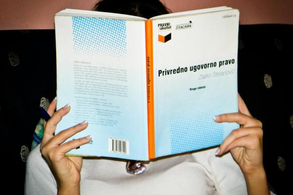 Learn Serbian free by reading whatever you want