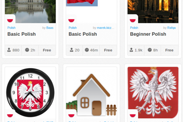 Memrise Merges Science, Fun and Community to Help Learn Polish Online for Free (+ App)