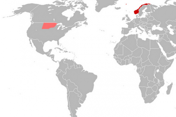 Learn about the Norwegian Language